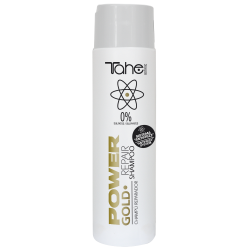 Anti-frizz SHAMPOO REPARIEREN Gold power (300 ml)
