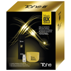 Magic BX Gold Home Kit (Shampoo + Maske + Behandlung 5x10 ml)