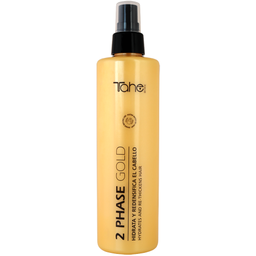 BIO-FLUID LEAVE-IN CONDITIONER 2-PHASEN-GOLD (300 ml) Tahe